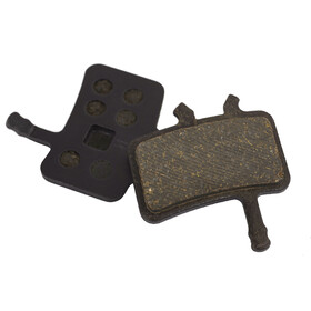 Red Cycling Products Avid Mechanical/Hydraulic Bromsbelägg semi-metal svart